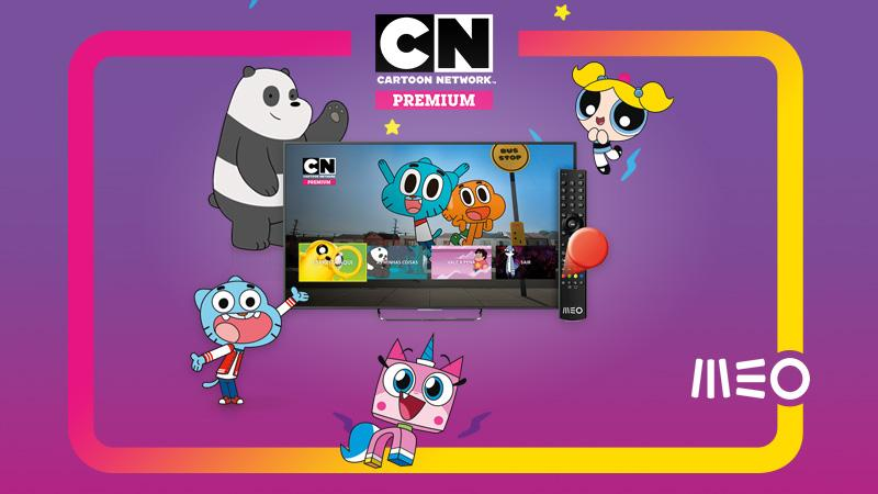 cartoon network premium