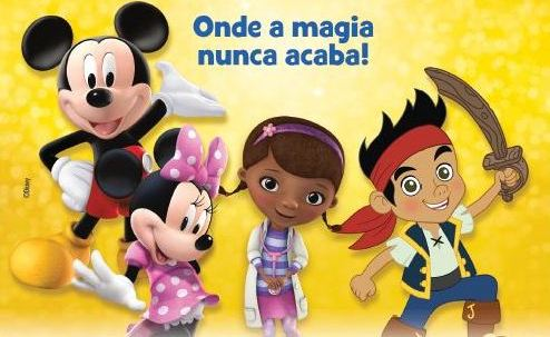 Sites e Jogos - Disney Junior
